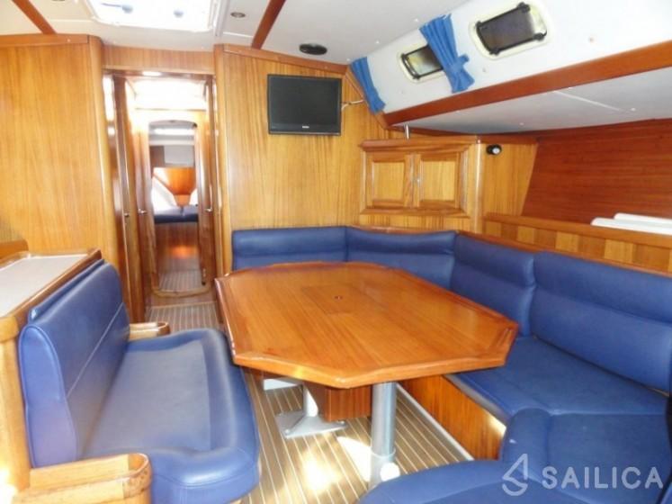 Dufour 50 - Yacht Charter Sailica