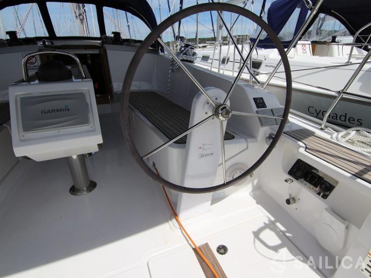 Bavaria Cruiser 41 - Yacht Charter Sailica