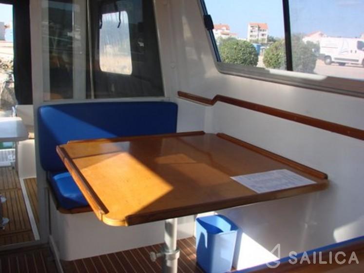 Adria 1002 - Yacht Charter Sailica