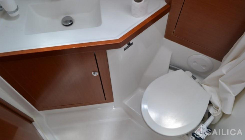 Oceanis 45 - Sailica Yacht Buchungssystem #7