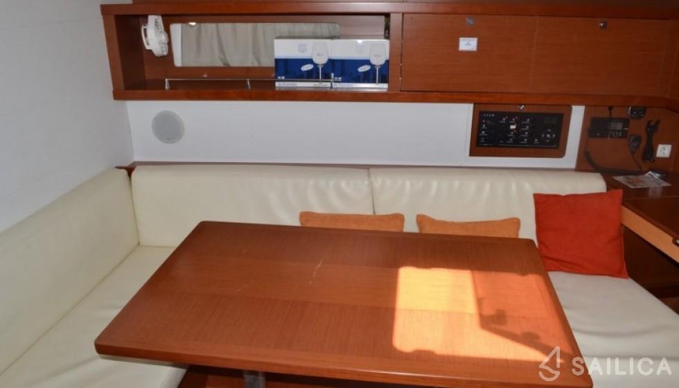 Oceanis 45 - Sailica Yacht Buchungssystem #4