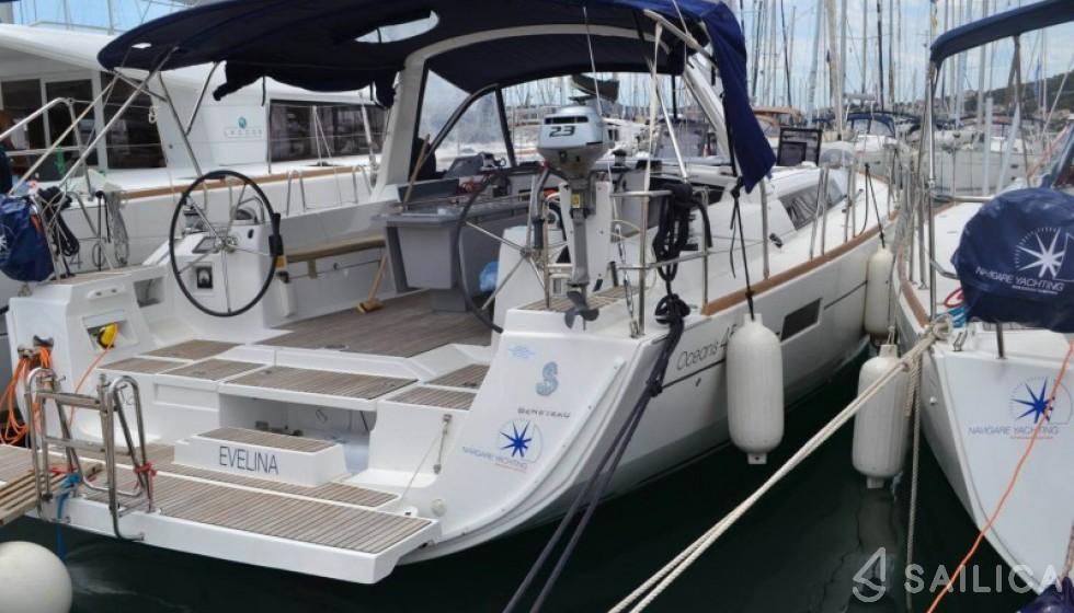 Rent Oceanis 45 in Kroatien - Sailica