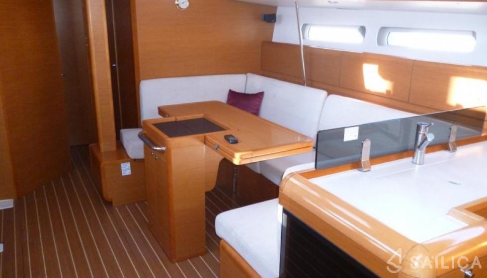 Sun Odyssey 439 - Система Бронирования Яхт Sailica #4