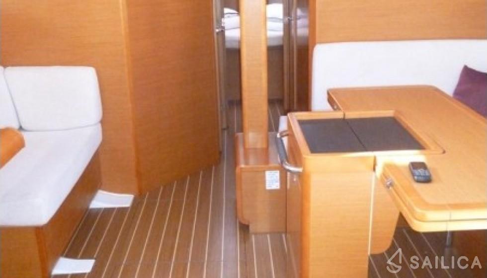 Sun Odyssey 439 - Система Бронирования Яхт Sailica #6
