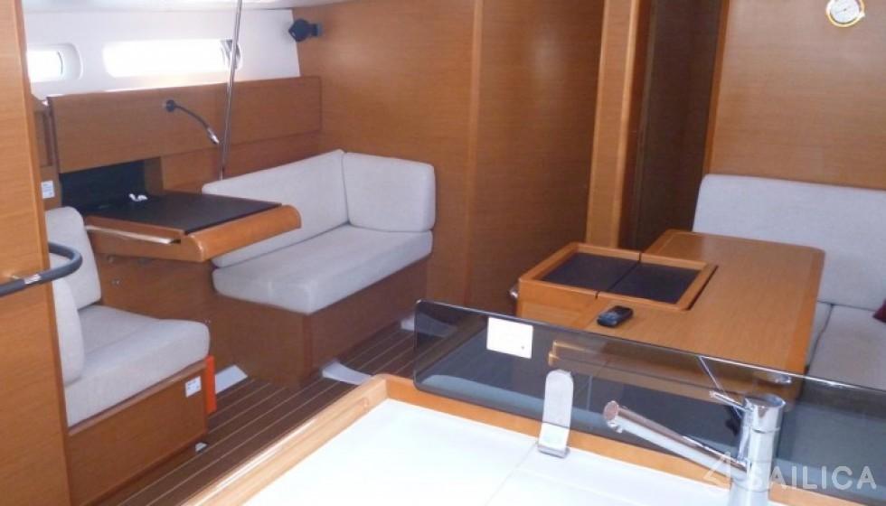Sun Odyssey 439 - Система Бронирования Яхт Sailica #7