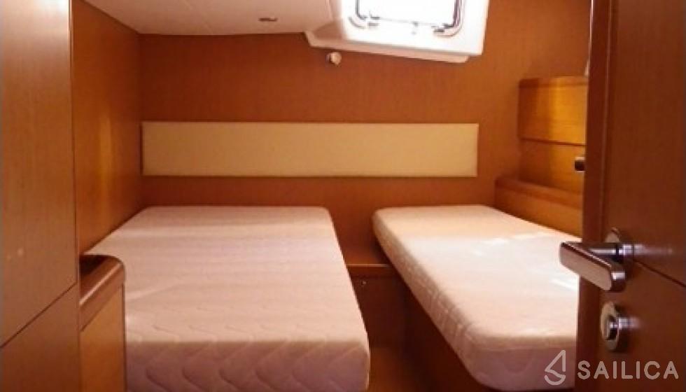 Jeanneau 57 - Sailica Yacht Buchungssystem #6