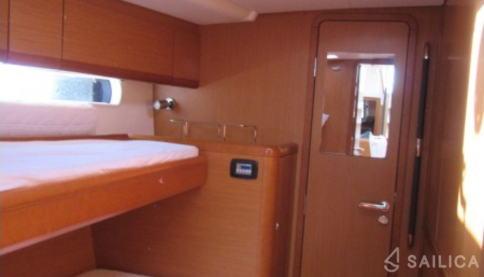 Jeanneau 57 - Sailica Yacht Booking System #5