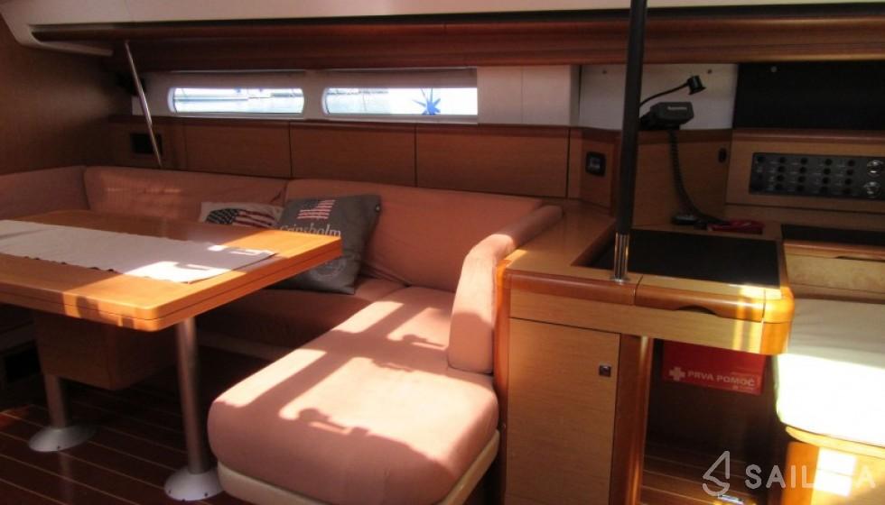 Rent Jeanneau 57 in Croatia - Sailica