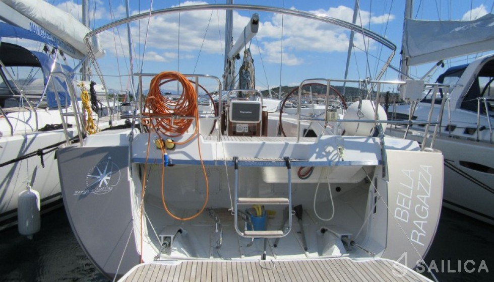 Jeanneau 57 - Jachtcharter Sailica