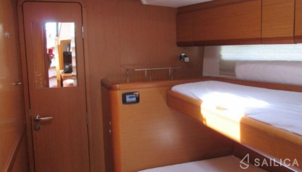 Jeanneau 57 - Sailica Yacht Buchungssystem #4