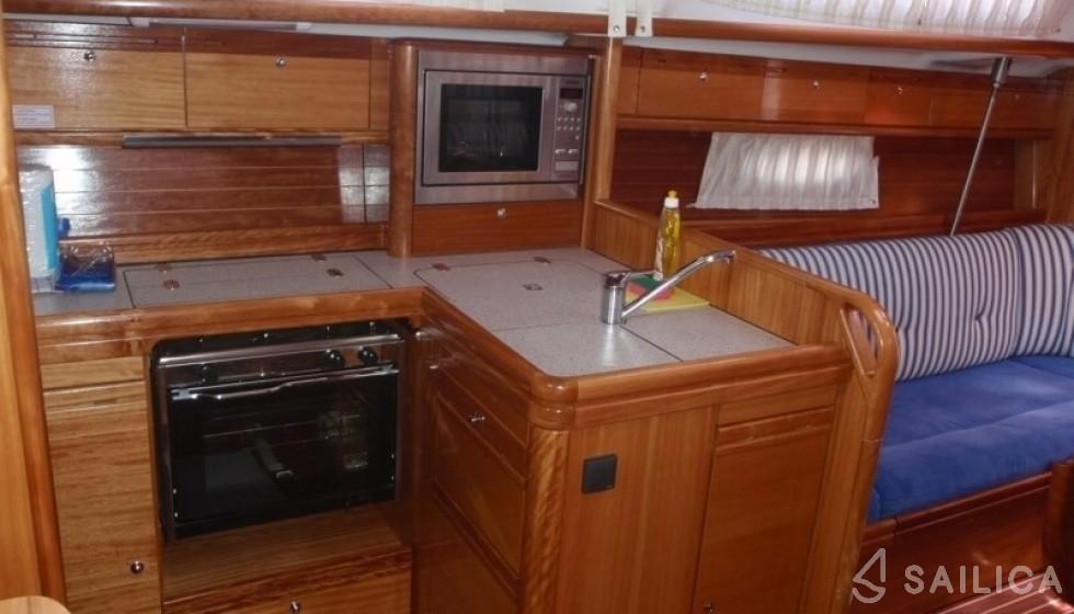 Bavaria 38 cruiser - Sailica Yacht Buchungssystem #4