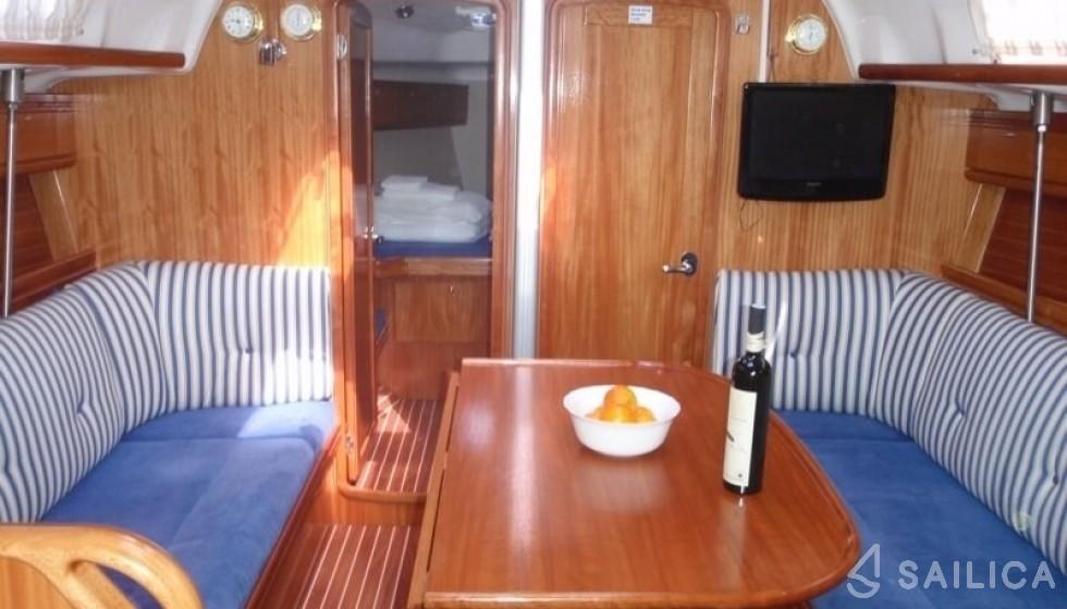 Bavaria 38 cruiser - Sailica Yacht Buchungssystem #5