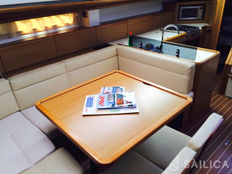 Sun Odyssey 50DS - Yacht Charter Sailica