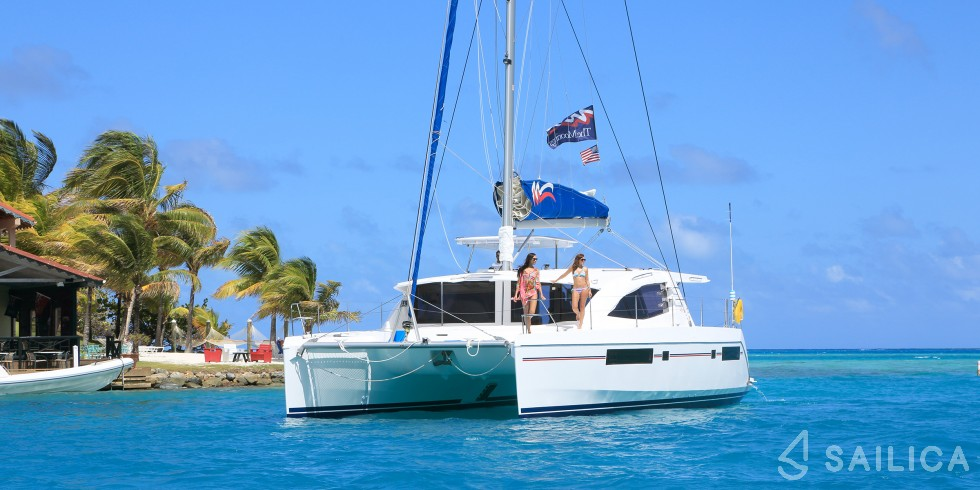 Leopard 48 - Yacht Charter Sailica