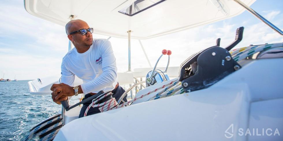 Leopard 40 - Yacht Charter Sailica