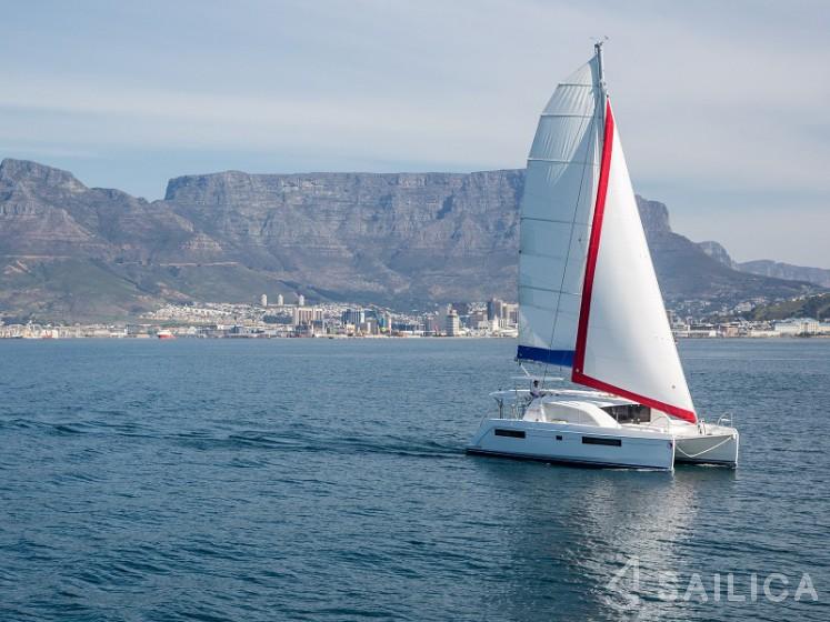 Sunsail 404 - Sailica Yacht Booking System #6