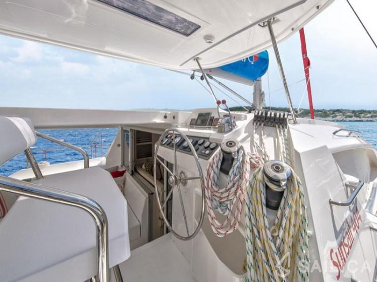 Sunsail 404 - Sailica Yacht Booking System #14