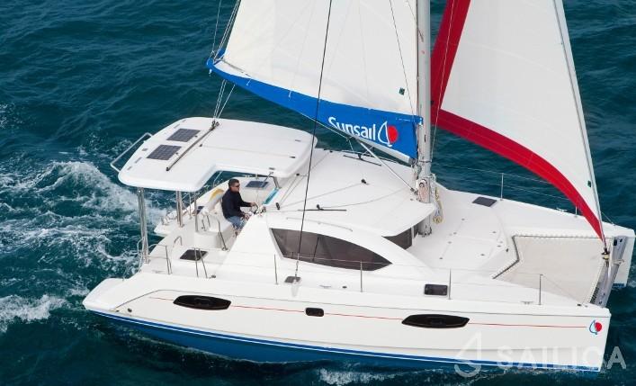 Sunsail 404 - Sailica Yacht Booking System #20