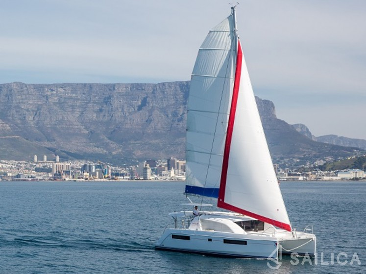 Sunsail 404 - Sailica Yacht Booking System #11