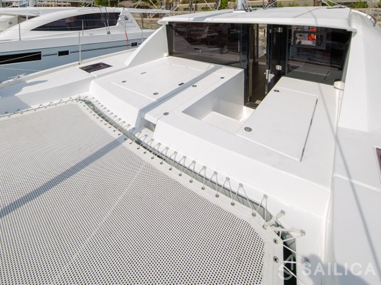 Sunsail 404 - Sailica Yacht Booking System #9