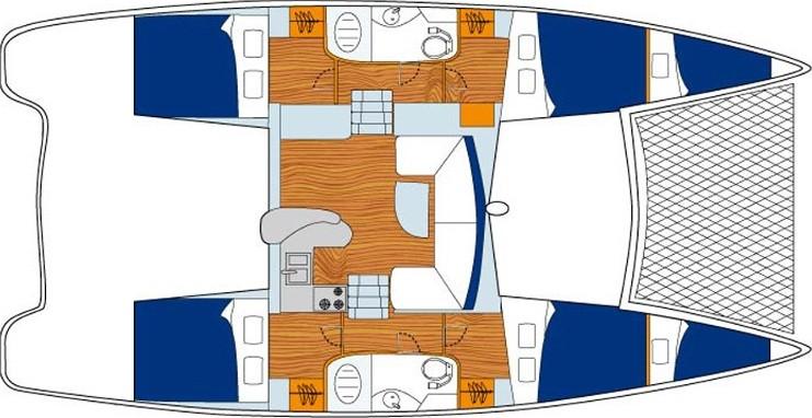 Sunsail 404 - Yacht Charter Sailica
