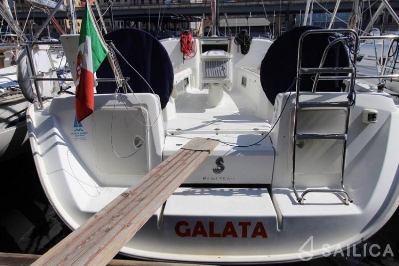 Cyclades 43.4. - Yacht Charter Sailica