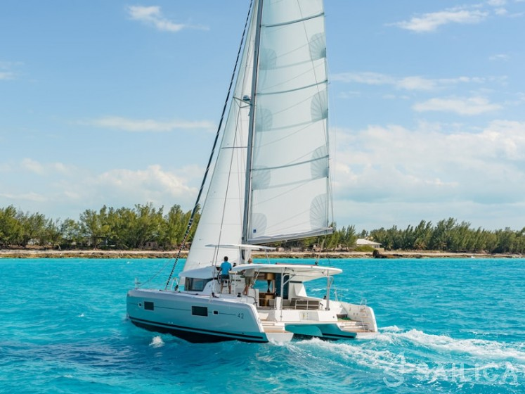 Lagoon 42 - Sailica Yacht Booking System #4