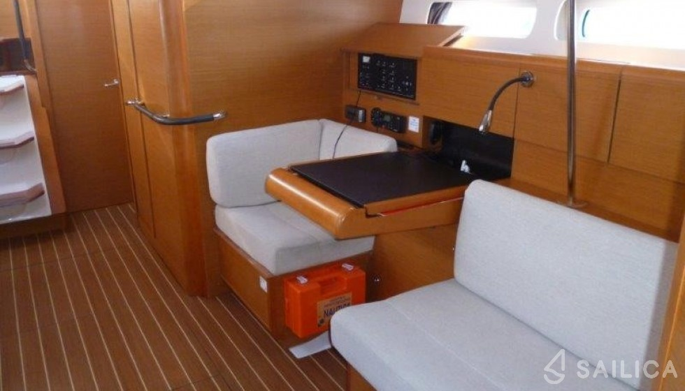 Sun Odyssey 439 - Sailica Yacht Booking System #4