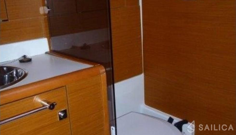 Sun Odyssey 439 - Sailica Yacht Buchungssystem #8