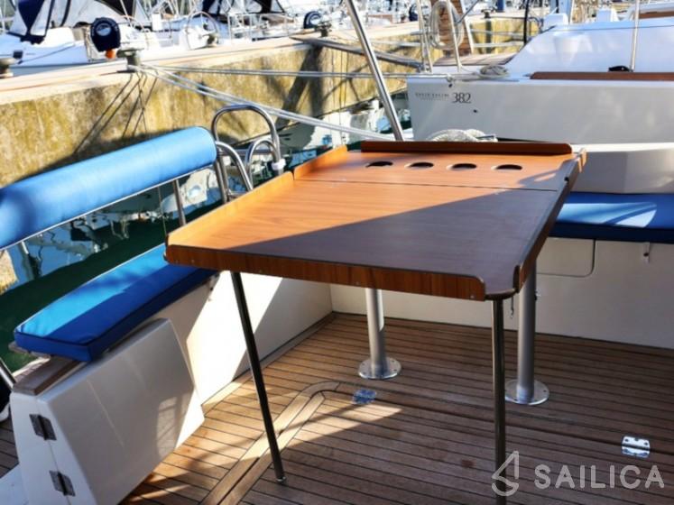 Vektor 950 - Yacht Charter Sailica