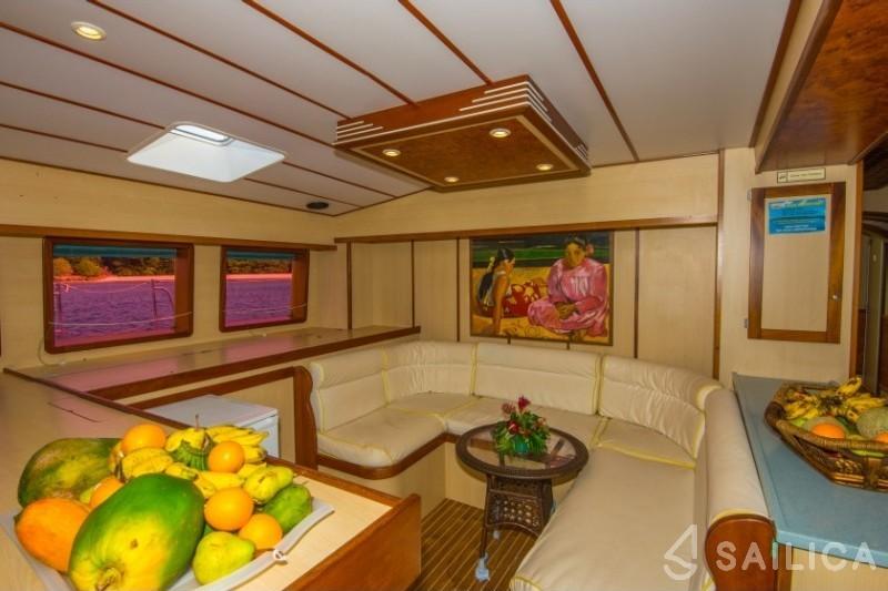 Mojito 78  - Yacht Charter Sailica