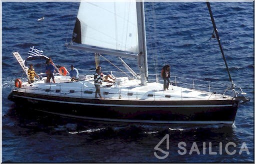 Ocean Star 56.1 - Sailica Yacht Booking System #5