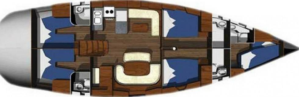 Ocean Star 56.1 - Sailica Yacht Booking System #27