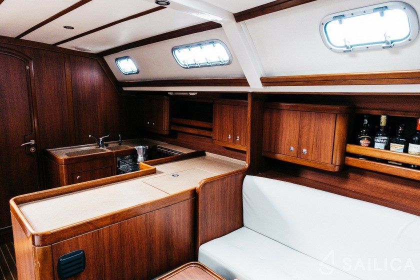 Ocean Star 56.1 - Sailica Yacht Booking System #17