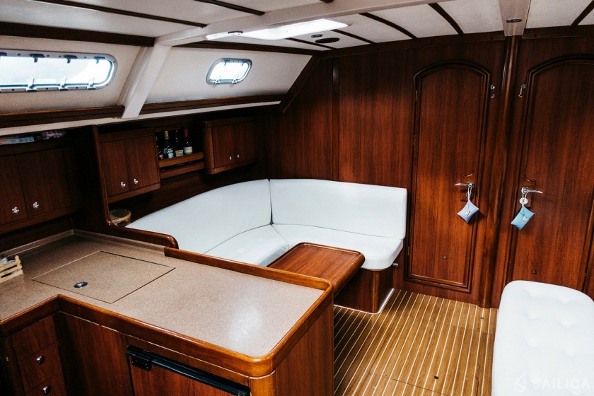 Ocean Star 56.1 - Sailica Yacht Booking System #13