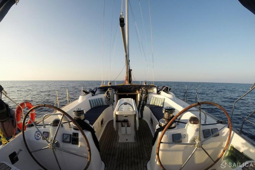 Ocean Star 56.1 - Sailica Yacht Booking System #9