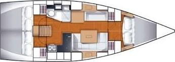 Hanse 375 - Yacht Charter Sailica