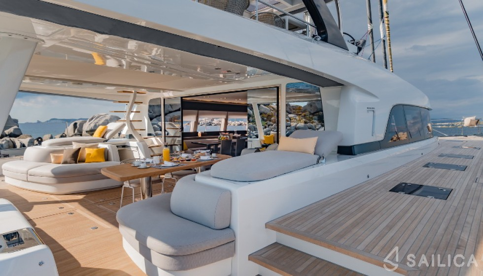 Lagoon Seventy 7 - Sailica Yacht Booking System #8