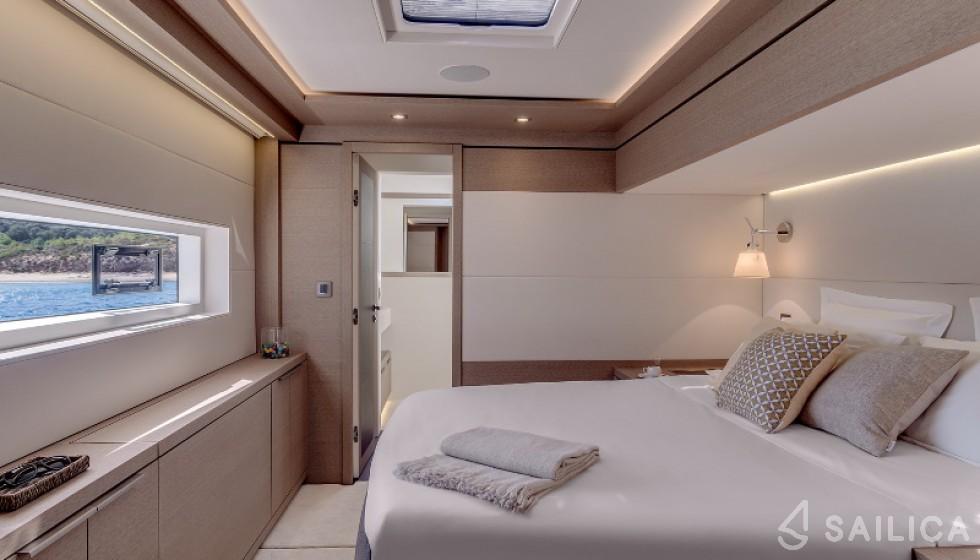 Lagoon Seventy 7 - Sailica Yacht Booking System #13