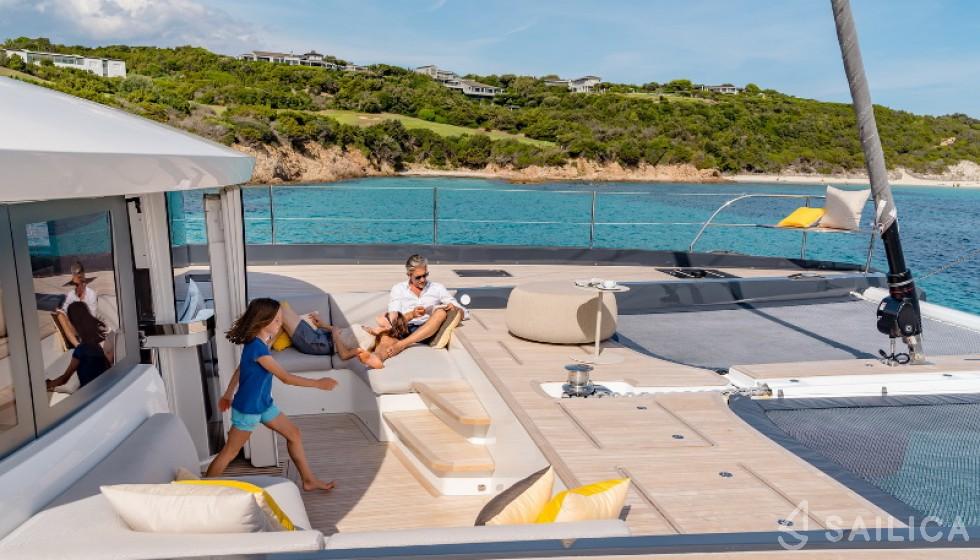 Lagoon Seventy 7 - Sailica Yacht Booking System #5