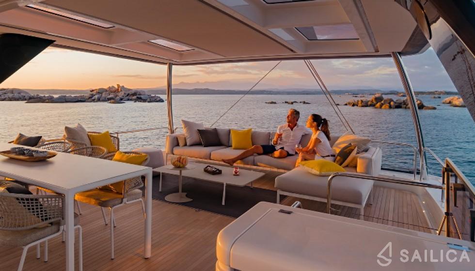 Lagoon Seventy 7 - Sailica Yacht Booking System #6