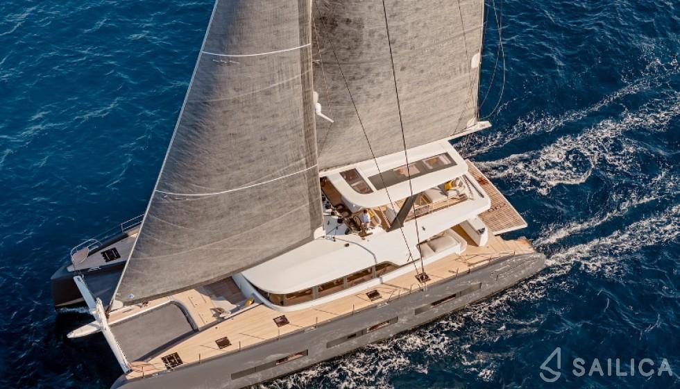 Lagoon Seventy 7 - Sailica Yacht Booking System #4