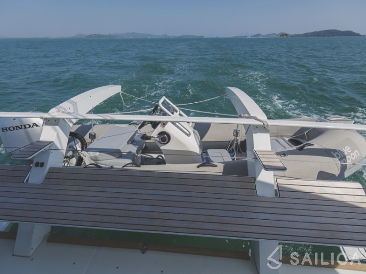 Lagoon 52F - Sailica Yacht Booking System #21
