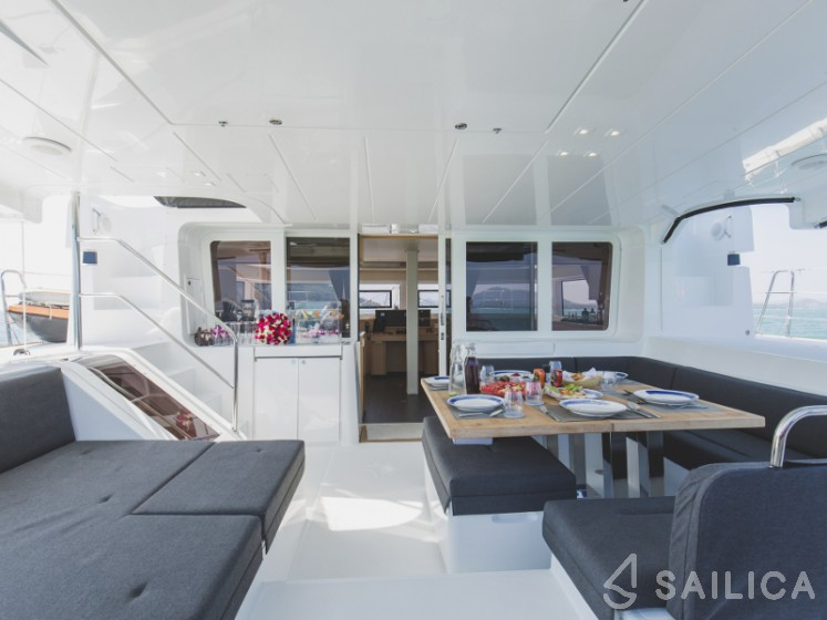 Lagoon 52F - Sailica Yacht Booking System #15