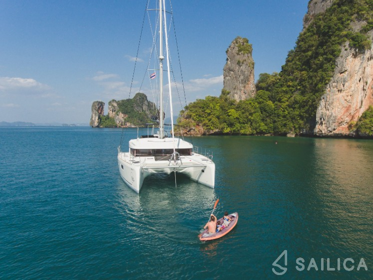 Lagoon 52F - Sailica Yacht Booking System #9