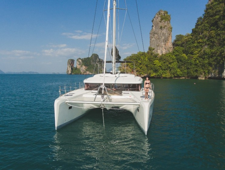 Lagoon 52F - Sailica Yacht Booking System #10