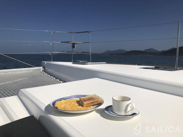 Lagoon 52F - Sailica Yacht Booking System #14