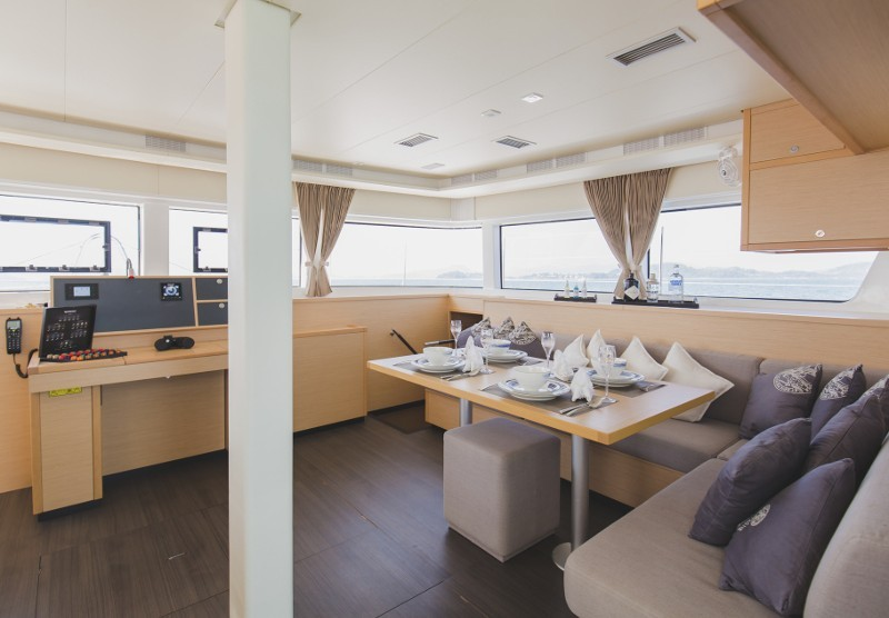 Lagoon 52F - Sailica Yacht Booking System #29