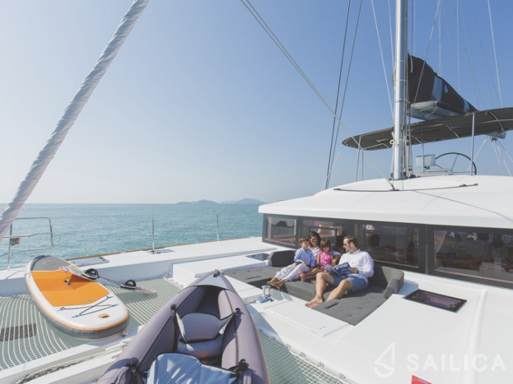 Lagoon 52F - Sailica Yacht Booking System #16