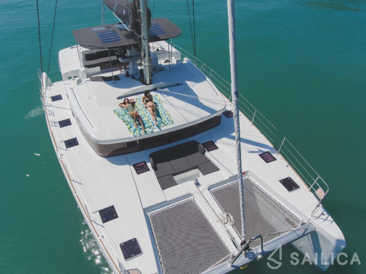 Lagoon 52F - Sailica Yacht Booking System #8